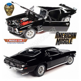 """CHEVROLET CAMARO SS/RS """"MCACN & CLASS OF 1971"""" 1971 NOIRE"""