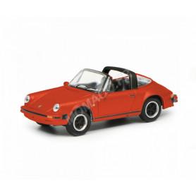 PORSCHE 911 CARRERA 3.2 TARGA ROUGE