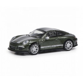 PORSCHE 911R (991) VERTE