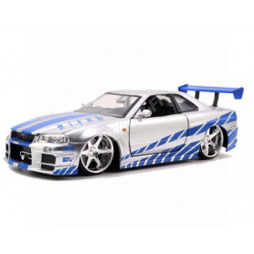 "NISSAN SKYLINE GT-R (R34) 1999 ""2 FAST 2 FURIOUS (2003) - BRIAN"""
