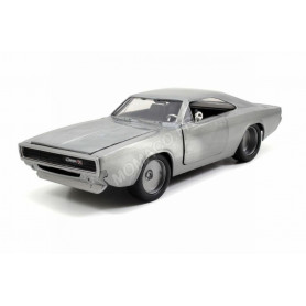"""DODGE CHARGER R/T 1970 """"FAST AND FURIOUS 7 (2015) - DOM"""" METAL POLI"""