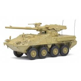 M1128 MGS STRYKER SABLE (EPUISE)