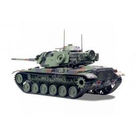 M60 A1 TANK VERT CAMOUFLE