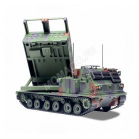 M270/A1 ROCKET LAUNCHER VERT CAMOUFLE