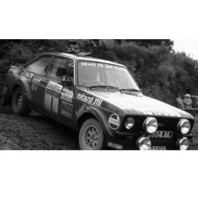 FORD ESCORT MKII 1 MIKKOLA/HERTZ RALLYE RAC 1979