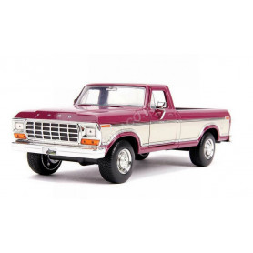 FORD F-150 PICK-UP STOCK 1979 BORDEAUX