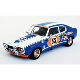 FORD CAPRI 2600 RS 53 JOCHEN MASS/HANS-JOACHIM STUCK JR 24H DU MANS 1972