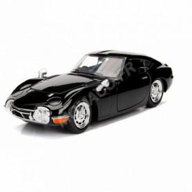 TOYOTA 2000 GT 1967 NOIRE