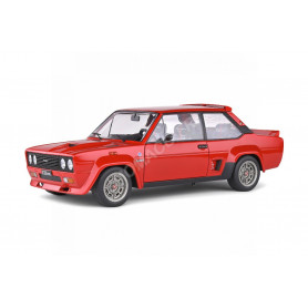 FIAT 131 ABARTH 1980 ROUGE