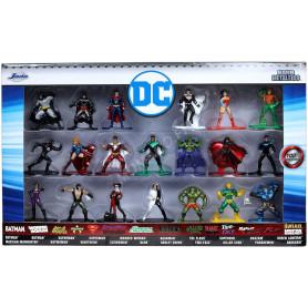 """20 FIGURINES """"DC COMICS"""" - COFFRET N°3"""