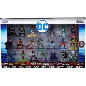 """20 FIGURINES """"DC COMICS"""" - COFFRET N°4"""