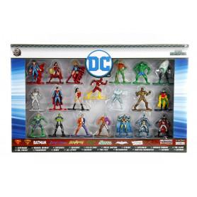 """20 FIGURINES """"DC COMICS"""" - COFFRET N°1"""