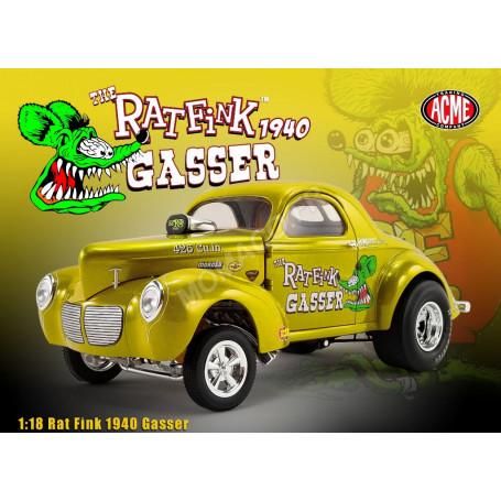 """GASSER 1940 """"RAT FINK"""""""