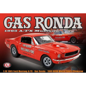 """FORD MUSTANG A/FX 1965 """"GAS RONDA"""""""