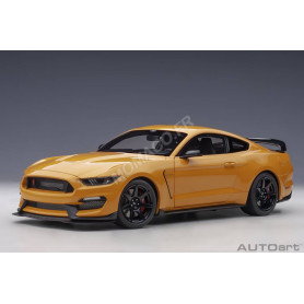 FORD MUSTANG SHELBY GT350R 2017 ORANGE
