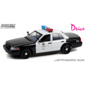"""FORD CROWN VICTORIA POLICE INTERCEPTOR 2001 """"DRIVE (2011) - LOS ANGELES POLICE DEPARTMENT"""""""