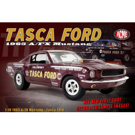 """FORD MUSTANG A/FX 1965 """"TASCA FORD"""""""