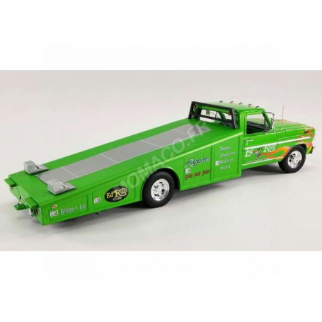 """FORD F-350 CAMION PLATEAU 1970 """"RAT FINK"""""""