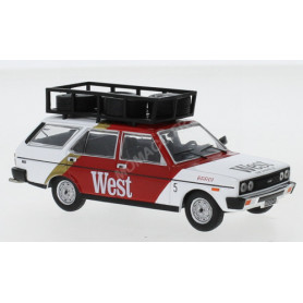 "FIAT 131 PANORAMA ASSISTANCE ""WEST"" 1979"