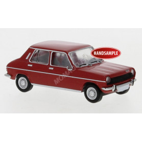 SIMCA 1100 1975 ROUGE