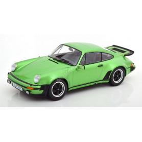 PORSCHE 911 (930) 3.0 TURBO 1976 VERT METALLIQUE