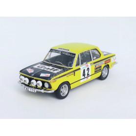 BMW 2002 42 LEIF ASTERHAG/ANDERS GULLBERG RALLYE DU PORTUGAL 1973