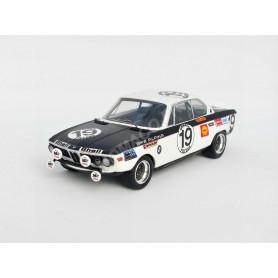 BMW 2800 CS 19 RAYMOND MATHAY/JEAN XHENCEVAL 24 H SPA FRANCORCHAMPS 1971