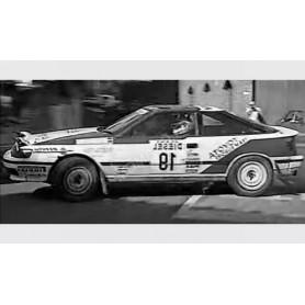 TOYOTA CELICA GT-QUATRE ST165 19 SCHWARZ/WICHA RALLYE SAN REMO 1990