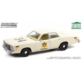PLYMOUTH FURY 1977 RIVERTON SHERIFF 34