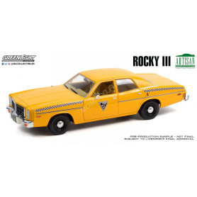 "DODGE MONACO CITY CAB. CO 1978 ""ROCKY III (1978)"""