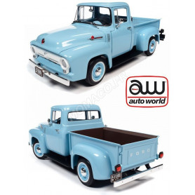 FORD F-100 PICK-UP 1956 BLEUE