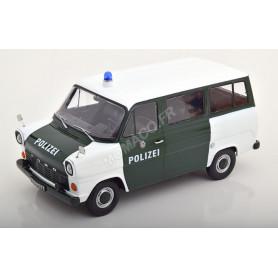 FORD TRANSIT BUS 1965 POLICE ALLEMANDE