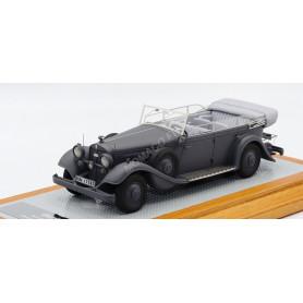 HORCH 750 TYPE 8 OFFENER TOURENWAGEN WEHRMACHT 1933 GRIS MAT