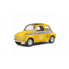 """FIAT 500 """"TAXI - NYC"""" 1965"""