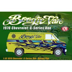 """CHEVROLET G-SERIES VAN 1976 """"BOOGIE VAN"""""""