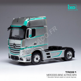 MERCEDES-BENZ ACTROS MP4 ARGENT