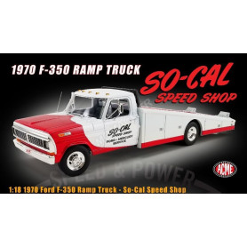"""FORD F-350 CAMION PLATEAU 1970 """"SOCAL SPEED SHOP"""""""