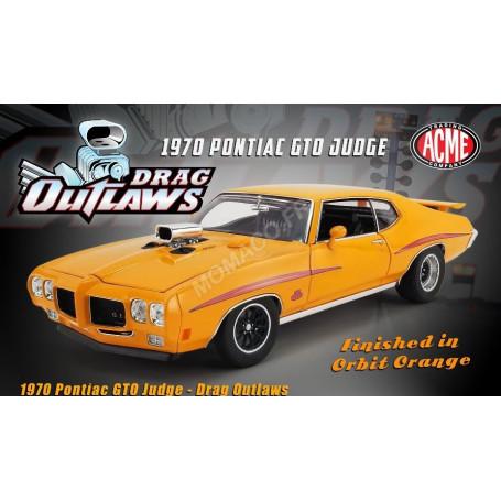 "PONTIAC GTO 1970 ""JUDGE"" ORANGE"