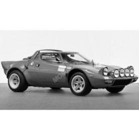 LANCIA STRATOS HF 1975 ROUGE