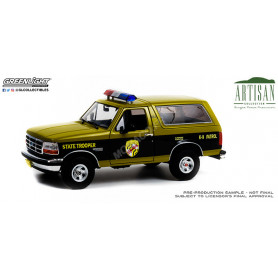 """FORD BRONCO 1996 """"MARYLAND STATE POLICE STATE TROOPER - BLOODHOUND SEARCH TEAM K-9 PATROL"""""""