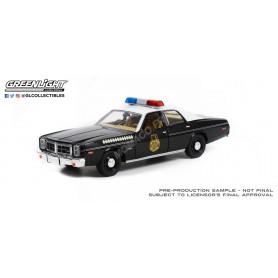 "DODGE MONACO 1977 ""HATCHAPEE COUNTY SHERIFF"""