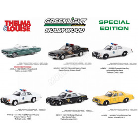 """COFFRET 6 SERIES D'HOLLYWOOD - SPECIAL EDITION """"THELMA ET LOUISE (1991)"""""""