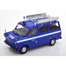 """FORD TRANSIT BUS 1965 """"THW - COLOGNE"""" AVEC GALERIE"""