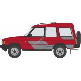 LAND ROVER DISCOVERY 1 FOXFIRE