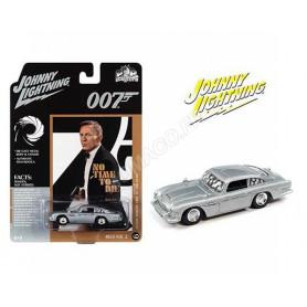 "ASTON MARTIN DB5 1964 ""JAMES BOND 007 - MOURIR PEUT ATTENDRE (2021)"" VERSION ENDOMMAGEE"