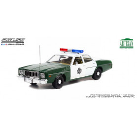 """PLYMOUTH FURY 1975 """"CAPITOL CITY POLICE"""""""