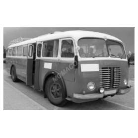 SKODA 706 RO  GRIS/BLANC