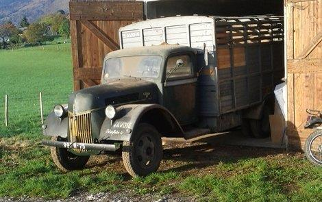 PERFEX910 - FORD POISSY TYPE C 598